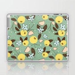 Sexy & Free Floral Laptop & iPad Skin
