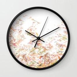 Kende Kente  Wall Clock