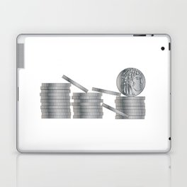 30 Pieces Of SIlver Laptop & iPad Skin