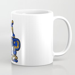 Sigma Gamma Rho African Print with Poodle and 1922 Coffee Mug