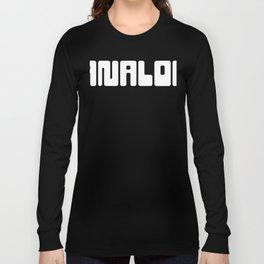 ANALOG - Synthesizer Design Long Sleeve T-shirt