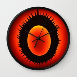MONSTER EYE Wall Clock