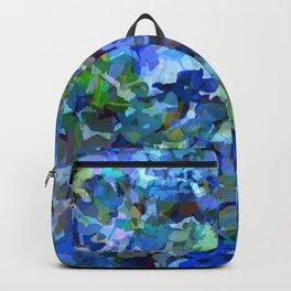 Blue Violet Woods Backpack