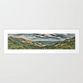 Parahyba Valley Art Print
