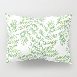 Fern Leaf Pillow Sham