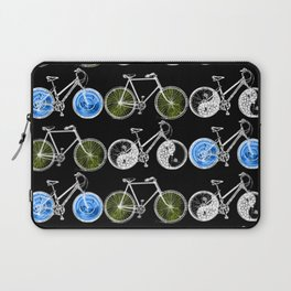 Cycling for Equality Laptop Sleeve