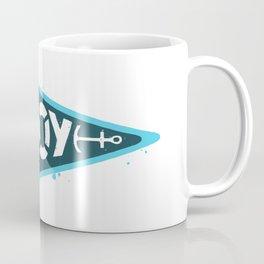 Captain's Pennant Coffee Mug