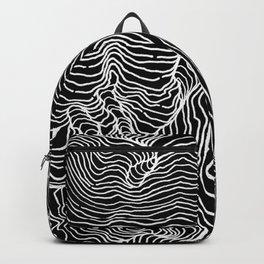 Black Riptide Backpack