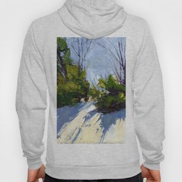 Shadows in the Snow Hoody