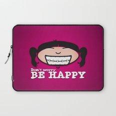 Be happy! Laptop Sleeve