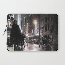 Rosie O's By Times Square Laptop Sleeve