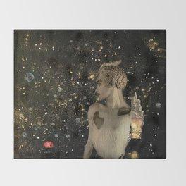 Metatron Throw Blanket