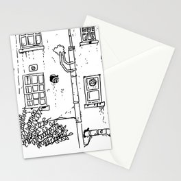 """Melrose Place, Clifton"" Stationery Cards"