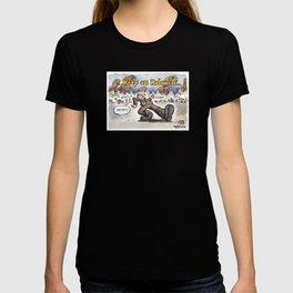 Keep on Relaxing John Key T-shirt