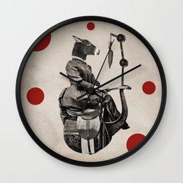 Anthropomorphic N°15 Wall Clock