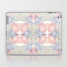 Wildflower symmetry Laptop & iPad Skin