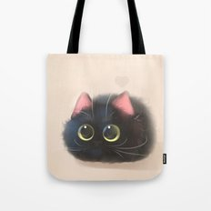 Fluffy Sushi Tote Bag