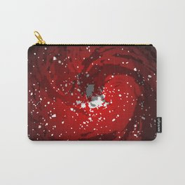 Black Hole Background Carry-All Pouch