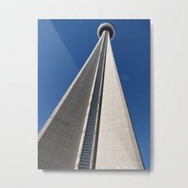 Sky High Toronto Metal Print