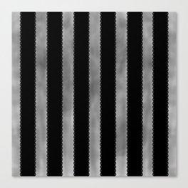 Gothic Stripes II Canvas Print