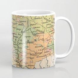 Vintage Map Coffee Mug