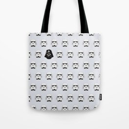 Troopers and Vader Tote Bag