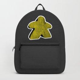 Giant Yellow Meeple Backpack