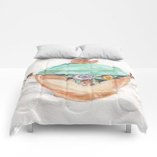 Sugar and Creamer Comforters