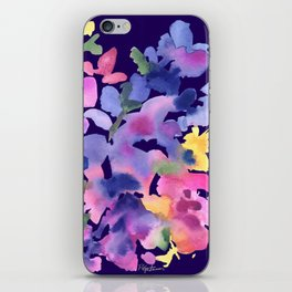 Monet's Blue Garden iPhone Skin