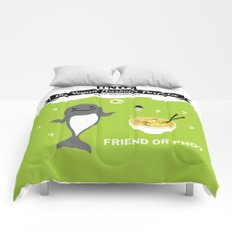 Friend or Pho? Comforters