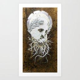 """The Relics of War"" Art Print"