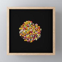 Sweet treat Framed Mini Art Print