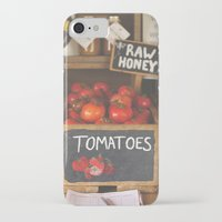 tom selleck iPhone & iPod Cases featuring tom tom  by madelyn anthony