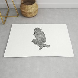 THE OWL Rug