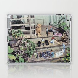 Big cat Laptop & iPad Skin