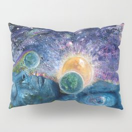 Dreaming Infinity Pillow Sham