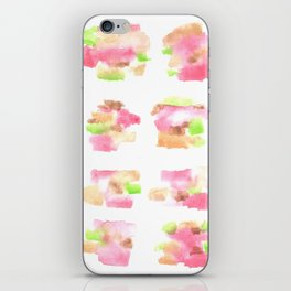 160122 Summer Sydney 2015-16 Watercolor #76 iPhone Skin