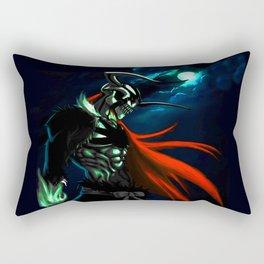 full hollow Rectangular Pillow