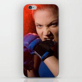 boxiing iPhone Skin