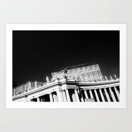 St. Peter's Basilica, Rome Art Print
