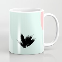 Paint Over Coffee Mug