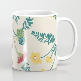 Nasturtiums are my fave Coffee Mug