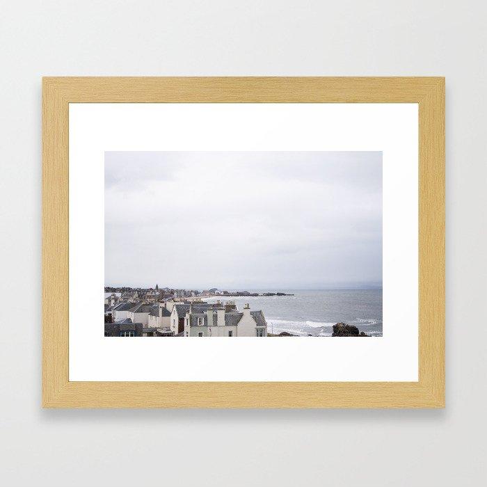 Seaside 02 Framed Art Print