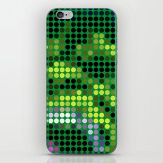 Mr Green 2 iPhone & iPod Skin