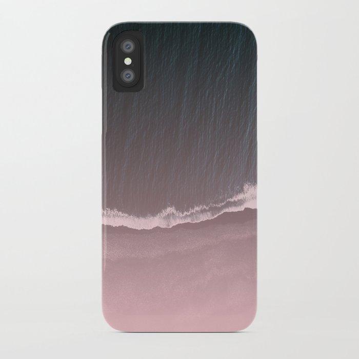 Fade into the sea iPhone Case