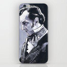 Doctor Frankenstein, I presume iPhone Skin