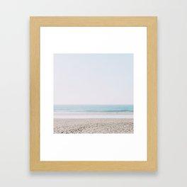 Serene Blues Framed Art Print