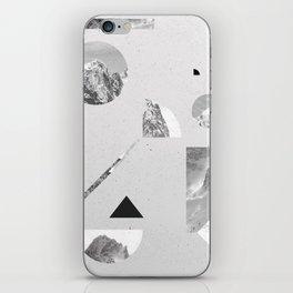 monochromatic iPhone Skin
