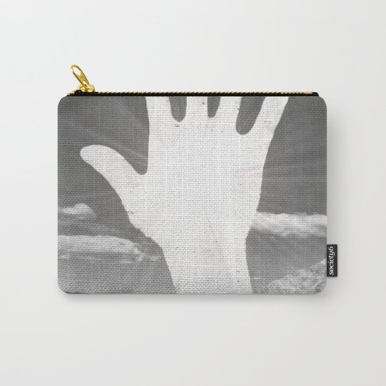 Touched Carry-All Pouch