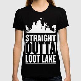 Loot Lake - Battle Royale T-Shirt T-shirt